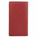 Кошелек AKA кожаный красный женский 470/301 Турция