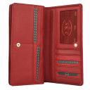 Кошелек для банковских карт красный AKA 825/301 Турция