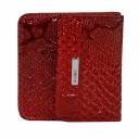 Кошелек из кожи женский красный KARYA 1106/309 Турция