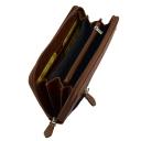 Кошелек клатч кожаный AKA 430/211 Турция интернет магазин Fancies