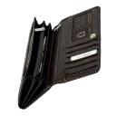 Кошелек кожаный женский KARYA 1061/209 - интернет магазин Fancies