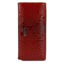 Кошелек женский кожаный красный Karya 1064/309 Турция