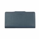 Кошелек кожаный синий AKA 830/401 Турция