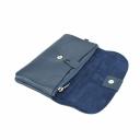 Кошелек кожаный женский синий AKA 491/401 Турция