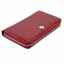 Кошелек кожаный женский красный KARYA 1072/305 Турция