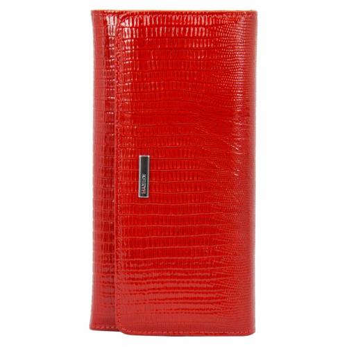 Кошелек кожаный женский красный KARYA 1094/307 Турция