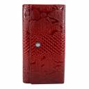 Кошелек кожаный женский красный KARYA 1132/309 Турция
