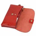 Кошелек портмоне женский красный AKA 491/309 Турция