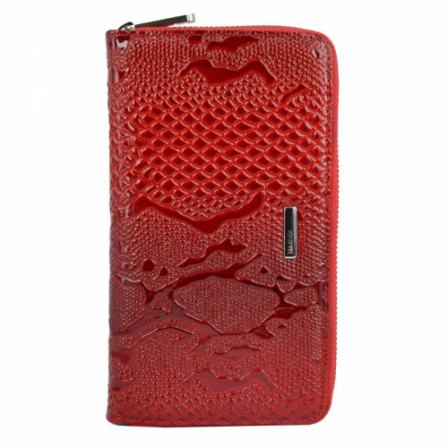 Кошелек женский кожа красный KARYA 1072/309 Турция