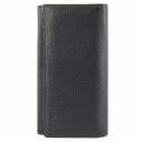 Кошелек женский кожаный черный AKA 470/101 Турция