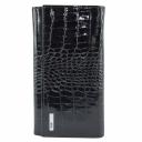 Кошелек женский кожаный черный AKA 470/105 Турция