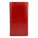Кошелек женский кожаный красный AKA 470/305 Турция