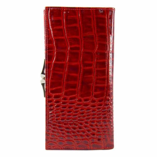 Кошелек женский кожаный красный AKA 475/305 Турция