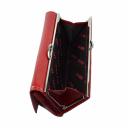 Кошелек женский кожаный красный AKA 475/307 Турция