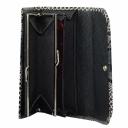 Кошелек женский кожаный питон AKA 490/209-019 Турция