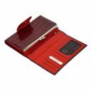 Кошелек женский кожаный бордовый KARYA 1015/315 Турция