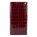 Кошелек женский кожаный бордовый KARYA 1060/315 Турция