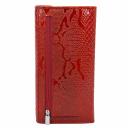 Кошелек женский кожаный красный KARYA 1115/309 Турция