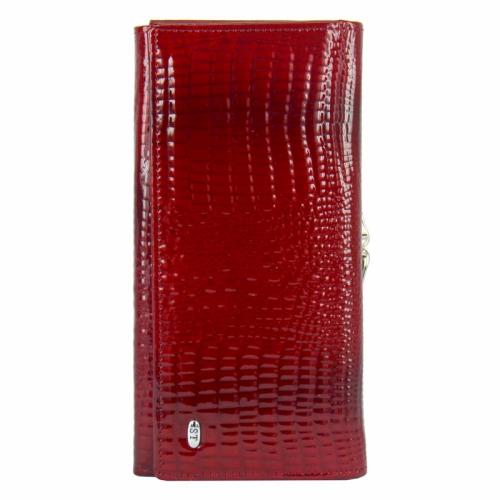 Кошелек женский кожаный красный S1002/305 Китай