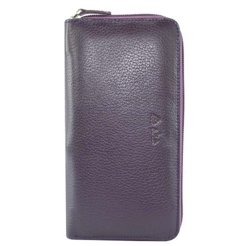 Кошелек женский кожаный AKA 494/601 Турция