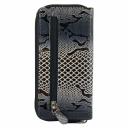 Кожаный кошелек на молнии AKA 428/209-019 Турция