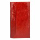 Кожаный кошелек женский красный KARYA 1015/307 Турция