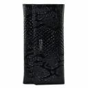 Кожаный женский кошелек черный KARYA 1071/109 Турция