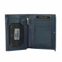 Маленький кошелек синий AKA 445/401 Турция