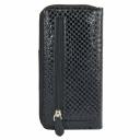 Модный женский кошелек черный AKA 428/109.3 Турция
