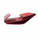 Портмоне женское красное AKA 445/301 Турция
