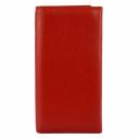 Шкіряний гаманець жіночий червоний KARYA 1060/301 Туреччина