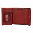 Женский кошелек портмоне красный AKA 445/309-109 Турция