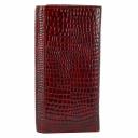 Женский кожаный кошелек бордовый AKA 443/315-2 Турция