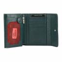 Женское портмоне зеленый AKA 445/501 Турция