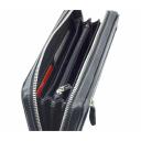 Клатч кожаный черный AKA 333/101 Турция