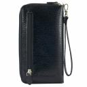 Клатч мужской кожаный черный AKA 430/101-1 Турция