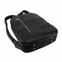Кожаный рюкзак мужской черный 0193/101 Украина