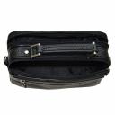 Мужская кожаная сумка черная AKA 390/101 Турция