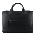 Мужская сумка для документов черная Karya 0660/101 Турция
