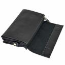 Мужской кожаный клатч черный AKA 309/101 Турция