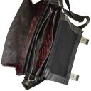 Портфель кожаный мужской черный Karya 0368/101 Турция