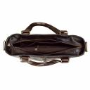 Сумка для ноутбука кожаная коричневая Tony Bellucci 5071/201 Италия