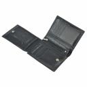 Чоловіче портмоне чорне West Polo 508/101 Туреччина