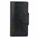 Кошелек кожаный мужской черный Karya 1122/106 Турция