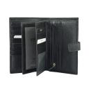 Кожаный кошелек мужской Karya 0405/101 - интернет магазин Fancies