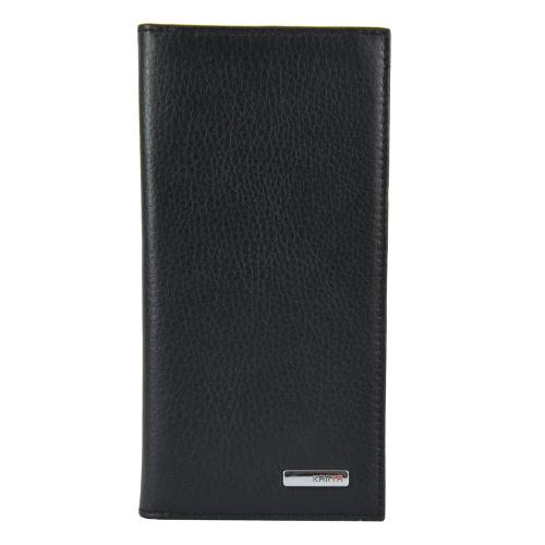 Кожаный кошелек мужской черный Karya 1097/101 Турция