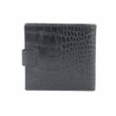 Кожаное портмоне мужское черное KARYA 0439/104 Турция