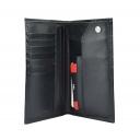 Кожаный мужской кошелек большой AKA 809/105 Турция