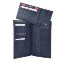 Кожаный мужской кошелек большой AKA 809/401 Турция