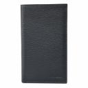 Мужские портмоне из кожи черный AKA 809/101 Турция